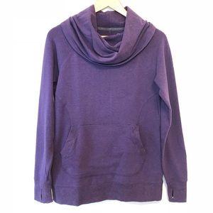 L.L. Bean Cowl Neck Cozy Pullover Sweatshirt